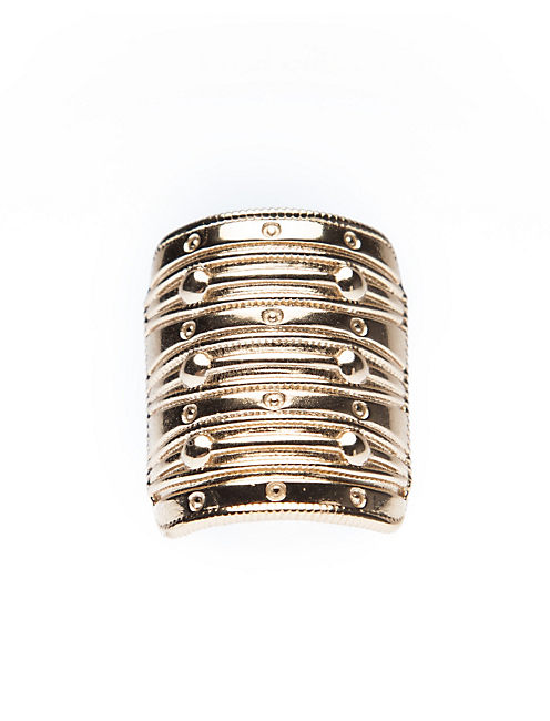 GOLD BAND RING, 715 GOLD