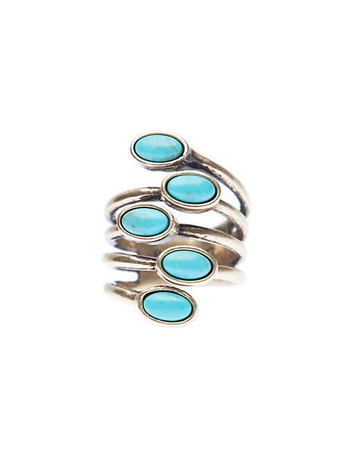 CLEOBELLA WRAP RING, 715 GOLD