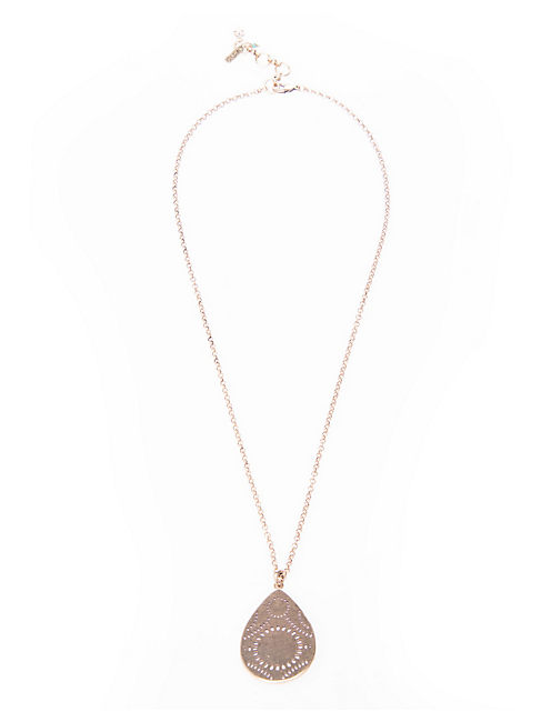 CLEOBELLA DROP NECKLACE, 715 GOLD
