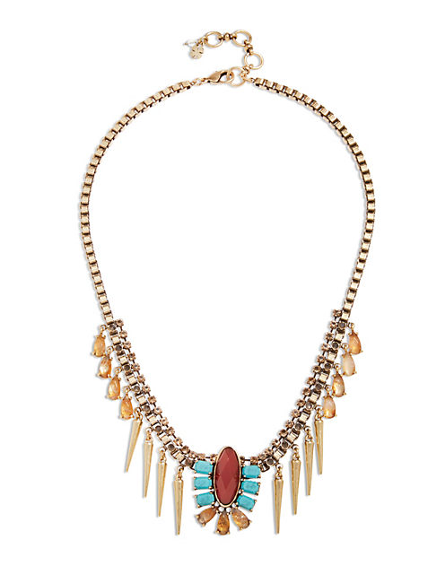 COLLAR NECKLACE, 715 GOLD