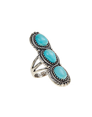 LUCKY LARGE SET STONE RING