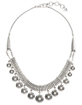 LUCKY PEARL COLLAR NECKLACE