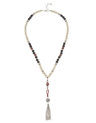 LUCKY MALA BEAD NECKLACE