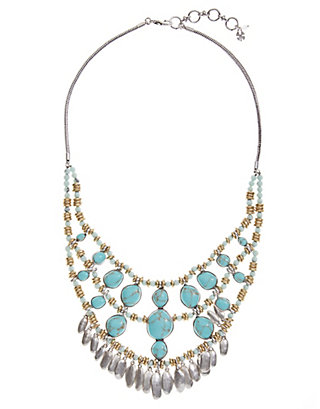 LUCKY DRAMA TURQUOISE NECKLACE