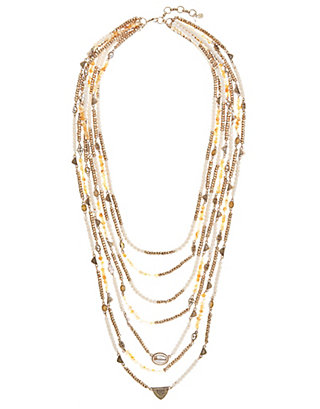 LUCKY MULTI LAYERED NECKLACE