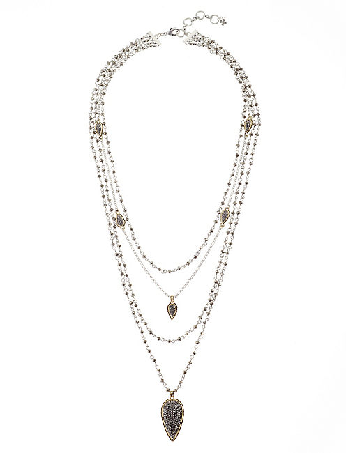MULTI LAYER NECKLACE,