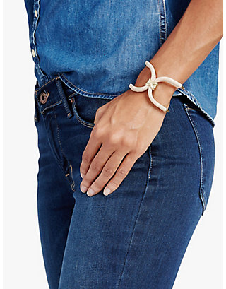 LUCKY THE POINT LEATHER CUFF