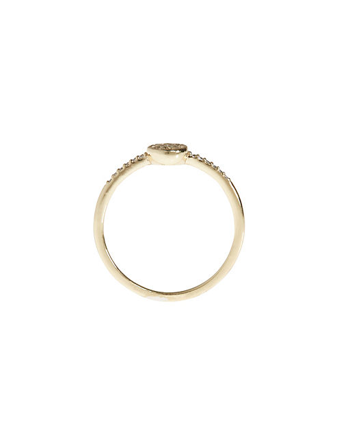 DREAM CATCHER RING, GOLD
