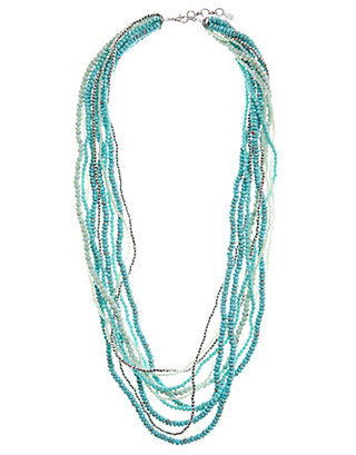 LUCKY MAJOR TURQUOISE NECKLACE
