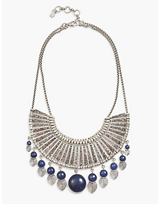 LUCKY MAJOR STATEMENT NECKLACE