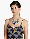 MAJOR STATEMENT NECKLACE,