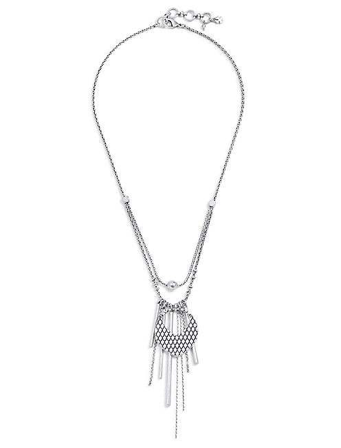 CHANDELIER NECKLACE,