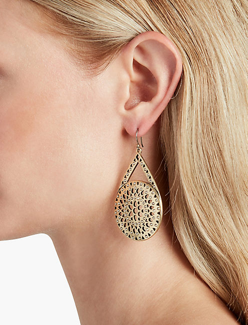 MAJOR DROP EARRINGS,