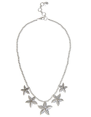 LUCKY STARFISH COLLAR NECKLACE