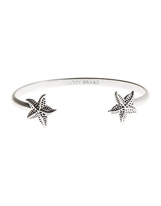 LUCKY MINI STARFISH CUFF