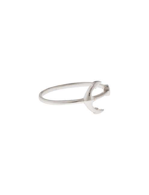 DELICATE ANCHOR RING,