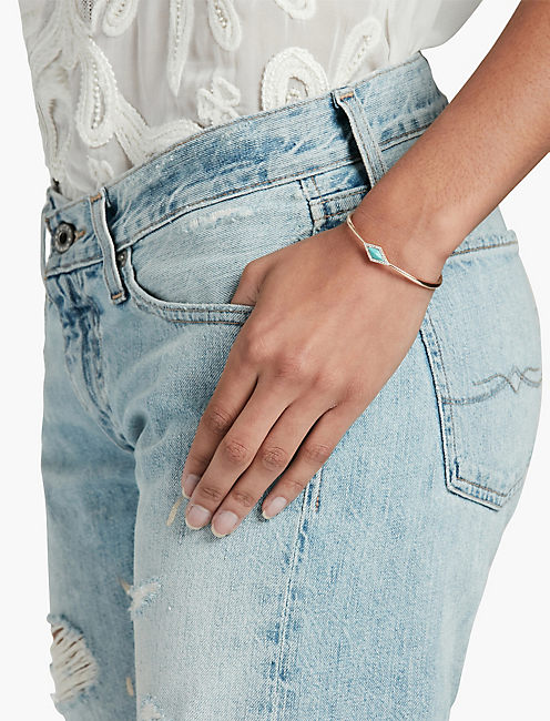 LUCKY DELICATE PAVE CUFF