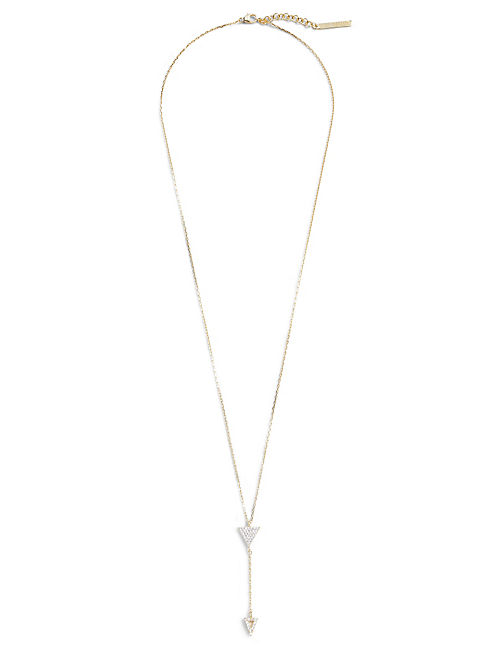 DELICATE DOUBLE NECKLACE,
