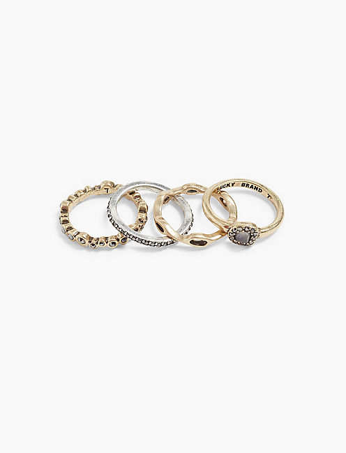 PEBBLE STACKABLE RING,