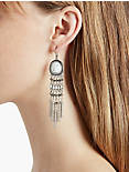 PEBBLE STATEMENT EARRING,
