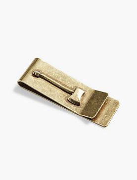 AX MONEY CLIP