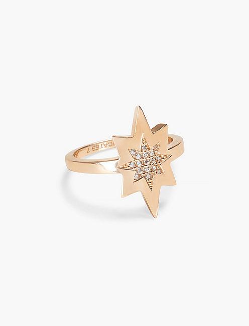 STAR RING,