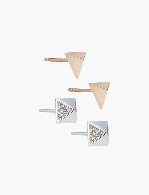 PYRAMID STUD SET,