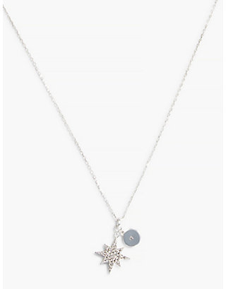 LUCKY STAR DOUBLE LAYER DELICATE NECK