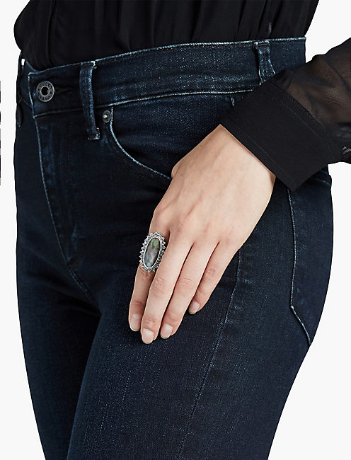 Lucky Statement Ring