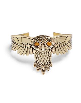 LUCKY OWL CUFF