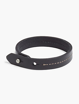 LEATHER SIMPLE BRACELET