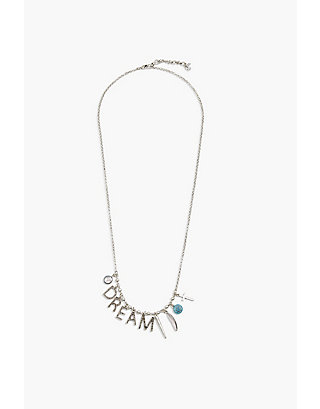 LUCKY DREAM CHARM NECKLACE