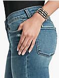 Beaded Wrap Bracelet,
