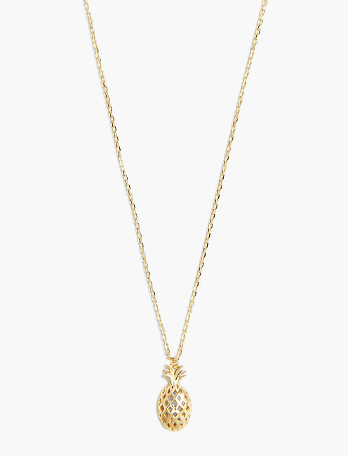 PINEAPPLE NECKLACE,