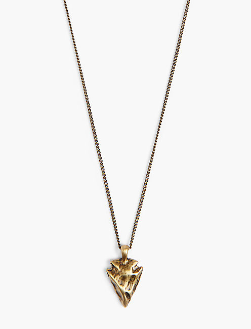Lucky Arrowhead Necklace