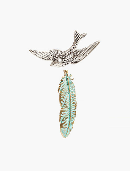 BIRDS OF A FEATHER PIN,
