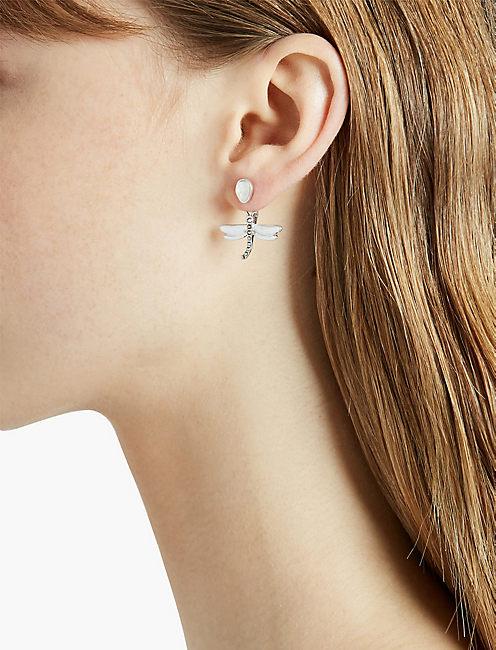 DRAGONFLY EAR JACKET,