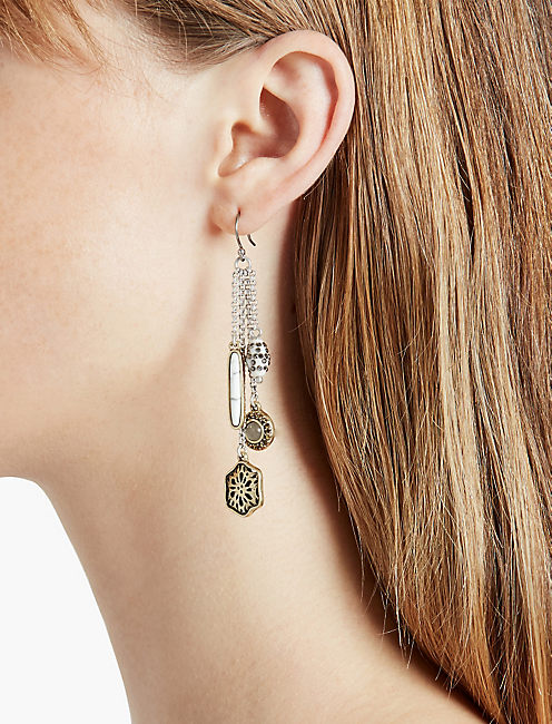 Lucky Charm Earring