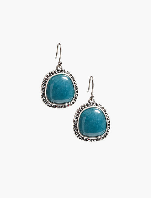 JADE SIMPLE DROP EARRING,
