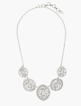 OPENWORK COLLAR NECKLACE