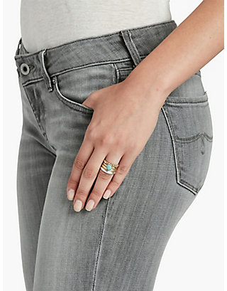 LUCKY TURQUOISE RING STACK SET