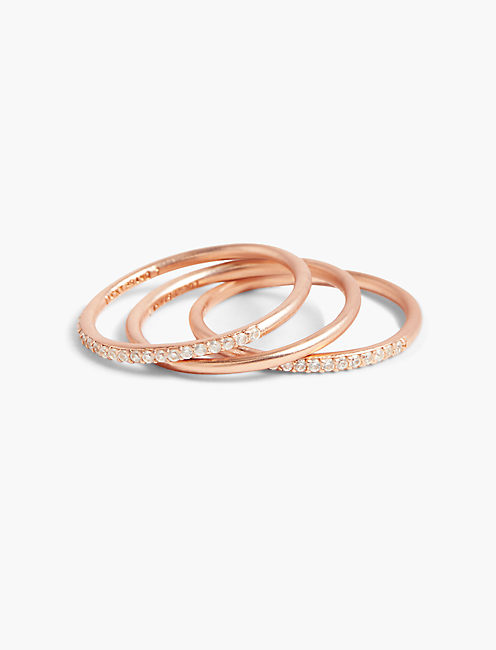 DELICATE STACK RING,