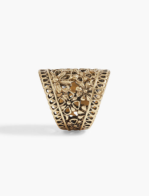 LACE OPENWORK RING,