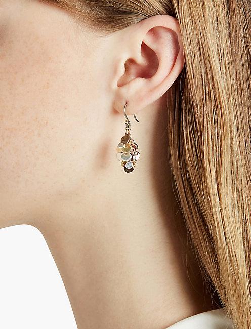 LUCKY Cluster Earring