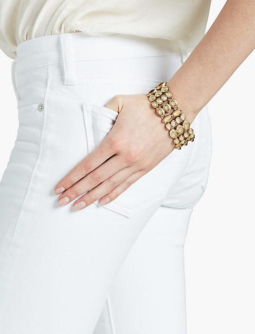 LUCKY Citrine Link Bracelet