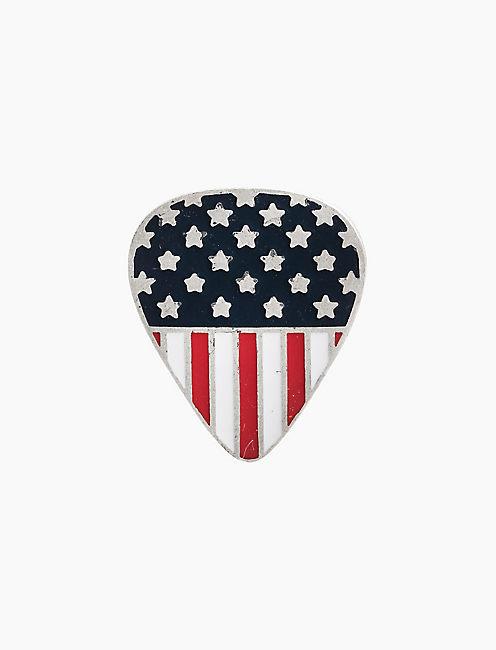 AMERICAN FLAG PIN,