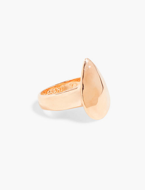 CONE RING, ROSE GOLD