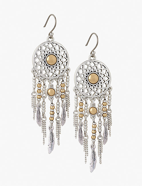 DREAM CATCHER EARRING,