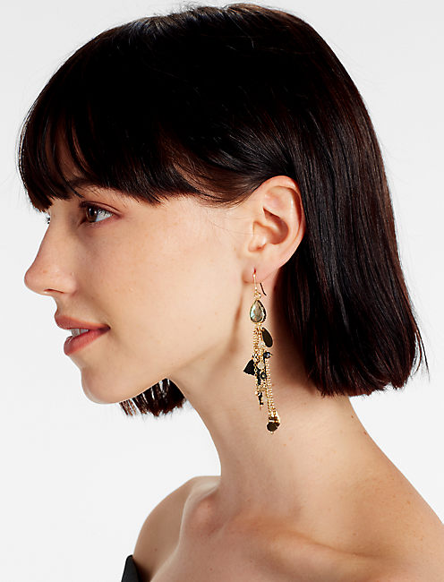 Lucky Fancy Tassel Earring