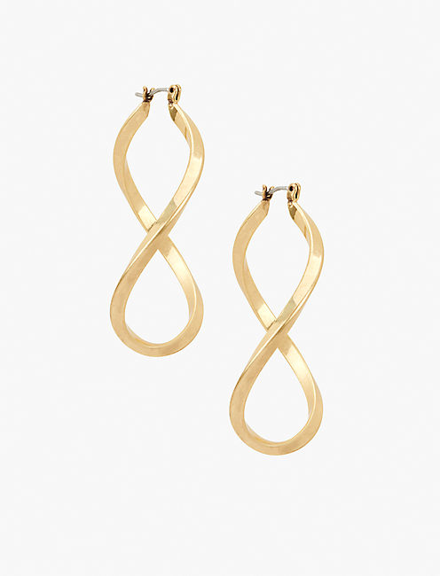 ORBITING HOOP EARRING,